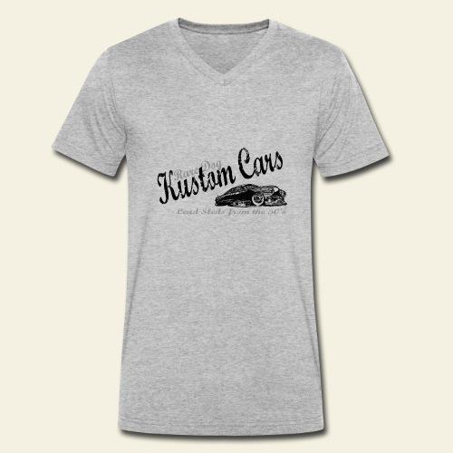 lead sled - Økologisk Stanley & Stella T-shirt med V-udskæring til herrer