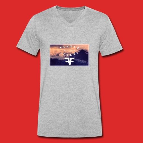 Männer Pullover & Hoodies - Männer Bio-T-Shirt mit V-Ausschnitt von Stanley & Stella