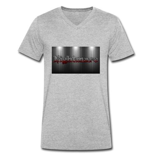 RiZe Nightmare snapback - Men's Organic V-Neck T-Shirt by Stanley & Stella