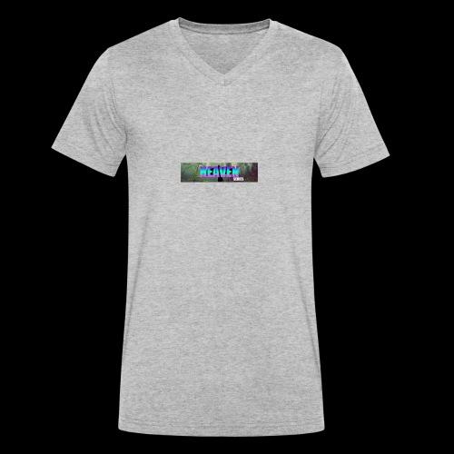 HEAVEN series 1 - T-shirt bio col V Stanley & Stella Homme