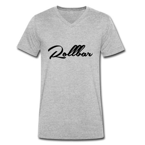 Rollbar - Männer Bio-T-Shirt mit V-Ausschnitt von Stanley & Stella