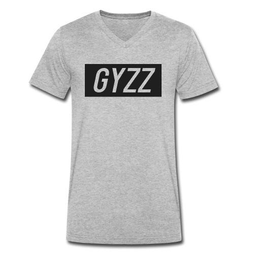 Gyzz - Økologisk Stanley & Stella T-shirt med V-udskæring til herrer