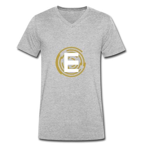 E-Campionato Semplice - T-shirt ecologica da uomo con scollo a V di Stanley & Stella