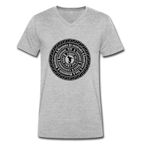 WENKA 4 - T-shirt bio col V Stanley & Stella Homme