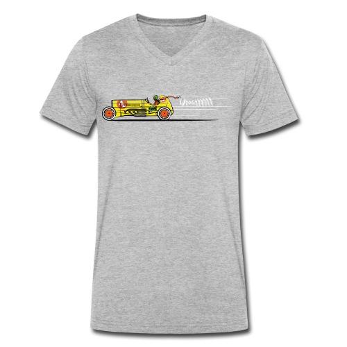 The Race - Männer Bio-T-Shirt mit V-Ausschnitt von Stanley & Stella