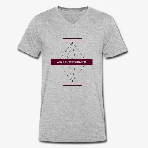 Logo ADAZ - T-shirt bio col V Stanley & Stella Homme
