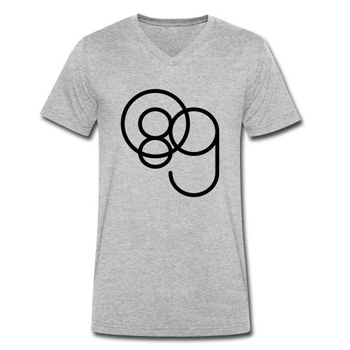 089 München - Männer Bio-T-Shirt mit V-Ausschnitt von Stanley & Stella
