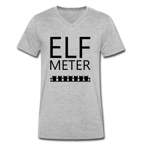 Elf Meter Bier - Männer Bio-T-Shirt mit V-Ausschnitt von Stanley & Stella