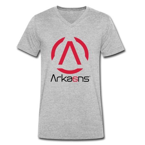Arkaans Global - T-shirt bio col V Stanley & Stella Homme