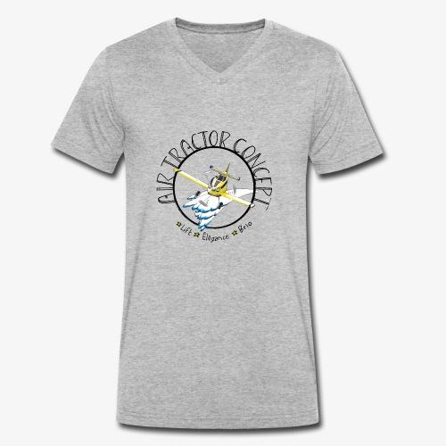 Lift élégance brio - T-shirt bio col V Stanley & Stella Homme
