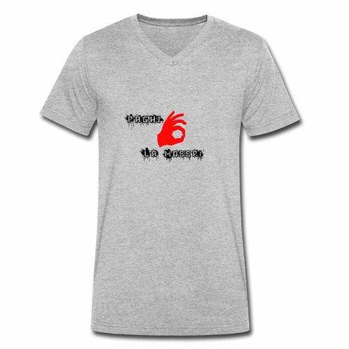 Paghi la mossa! - T-shirt ecologica da uomo con scollo a V di Stanley & Stella