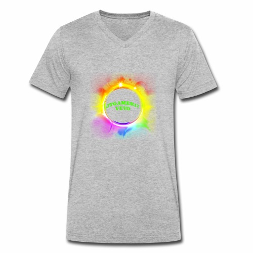 Nice and modern design for You - Men's Organic V-Neck T-Shirt by Stanley & Stella