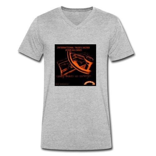 Unity - T-shirt bio col V Stanley & Stella Homme