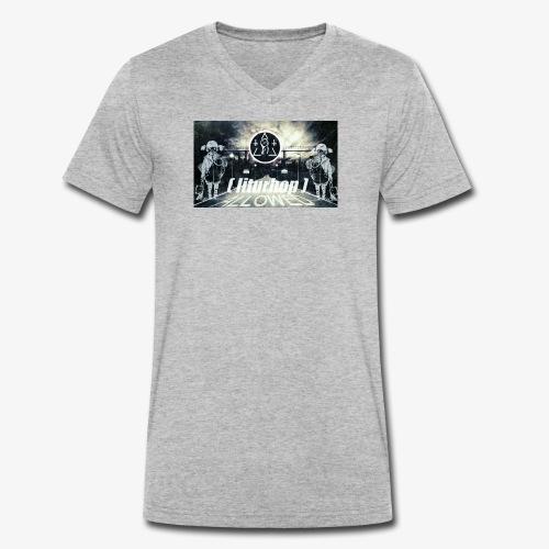 Liturhop Toxic - Camiseta ecológica hombre con cuello de pico de Stanley & Stella
