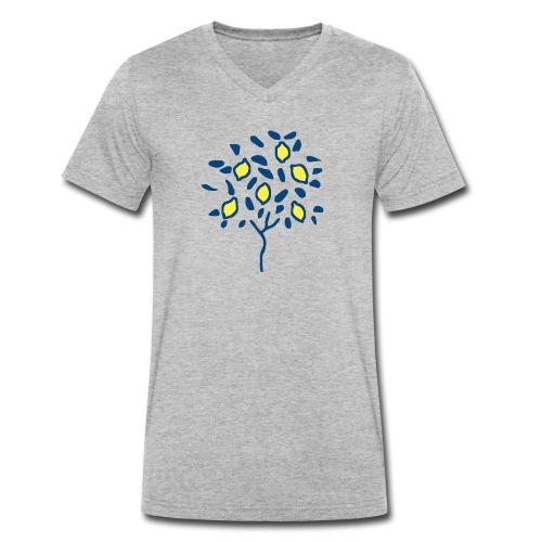 Citron - T-shirt bio col V Stanley & Stella Homme