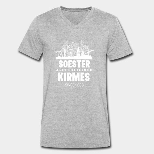 GHB Westfalen Soester Allerheiligenkirmes 81120175 - Männer Bio-T-Shirt mit V-Ausschnitt von Stanley & Stella
