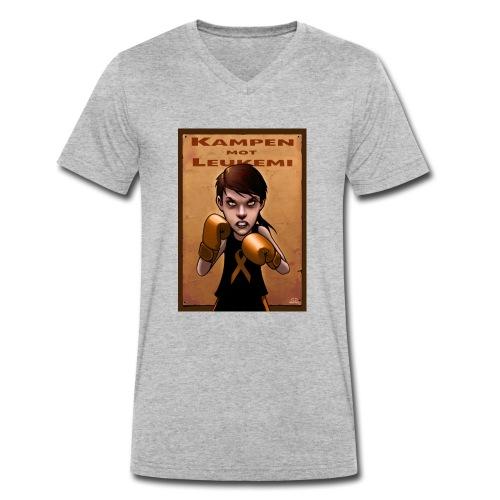 KML 1 55mb jpg - Ekologisk T-shirt med V-ringning herr från Stanley & Stella