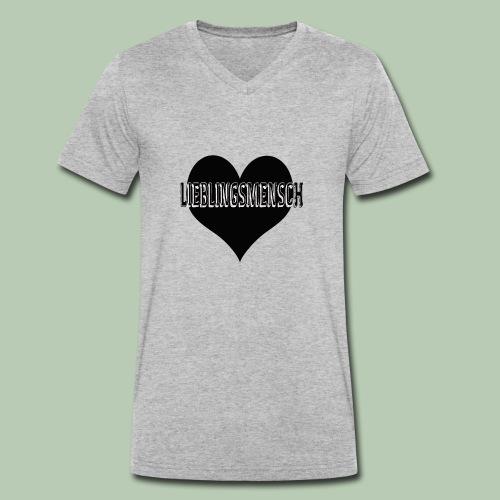 Liebling - Männer Bio-T-Shirt mit V-Ausschnitt von Stanley & Stella
