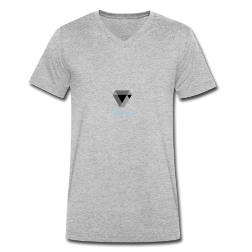 Djferumvevo - Men's Organic V-Neck T-Shirt by Stanley & Stella