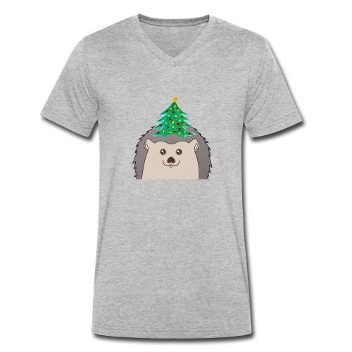Hedtree - Männer Bio-T-Shirt mit V-Ausschnitt von Stanley & Stella