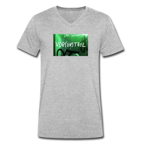 Vorurteil - Männer Bio-T-Shirt mit V-Ausschnitt von Stanley & Stella