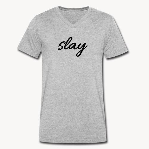 SLAY - Stanley & Stellan naisten luomupikeepaita