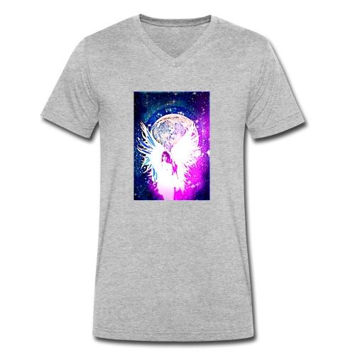 Y-DESIGN.1.2 - T-shirt bio col V Stanley & Stella Homme