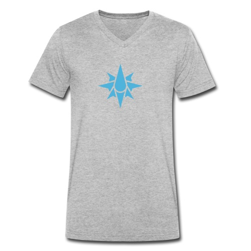 Northern Forces - Men's Organic V-Neck T-Shirt by Stanley & Stella