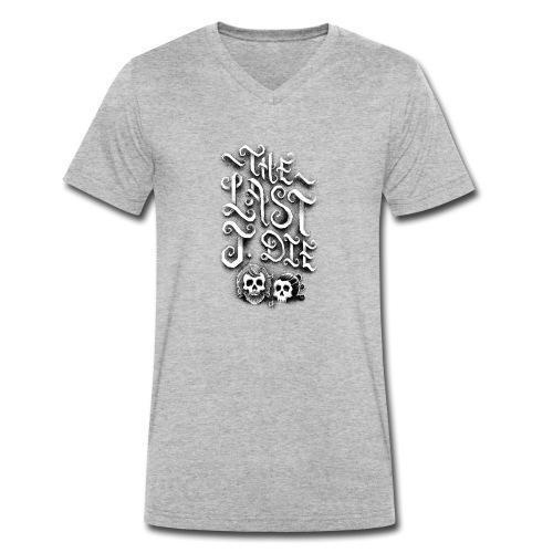 The Last J. Die - Men's Organic V-Neck T-Shirt by Stanley & Stella