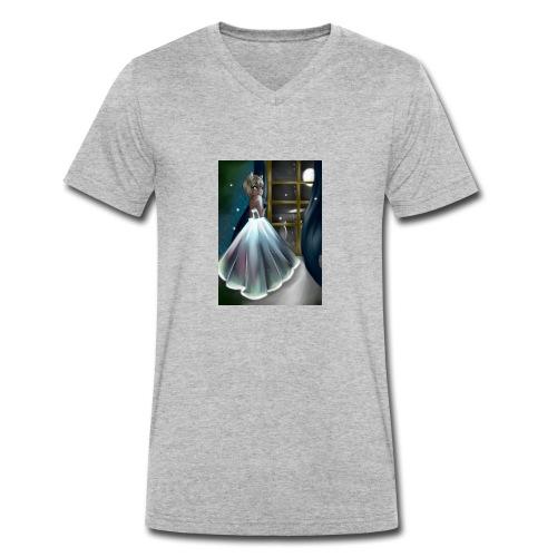 Polar lights - Männer Bio-T-Shirt mit V-Ausschnitt von Stanley & Stella