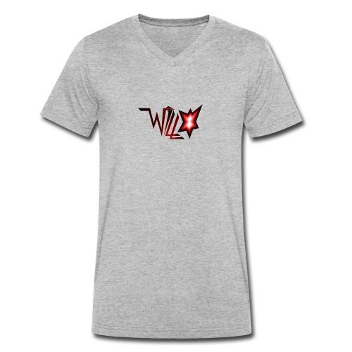 willstar - T-shirt bio col V Stanley & Stella Homme