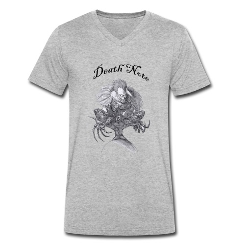 death note t-shirt - T-shirt bio col V Stanley & Stella Homme