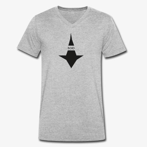 logo boid - T-shirt bio col V Stanley & Stella Homme