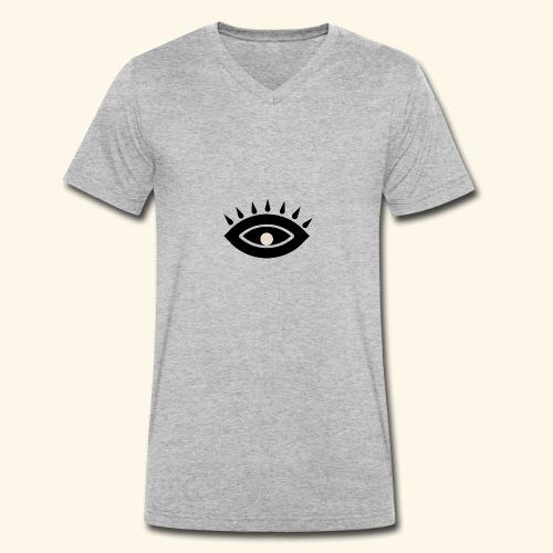 third eye - Ekologisk T-shirt med V-ringning herr från Stanley & Stella