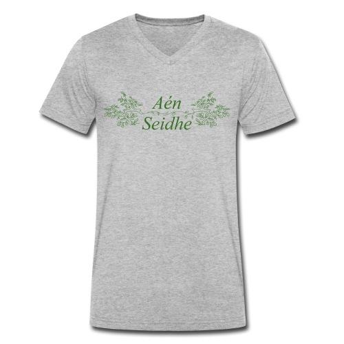 Aen Seidhe - Men's Organic V-Neck T-Shirt by Stanley & Stella