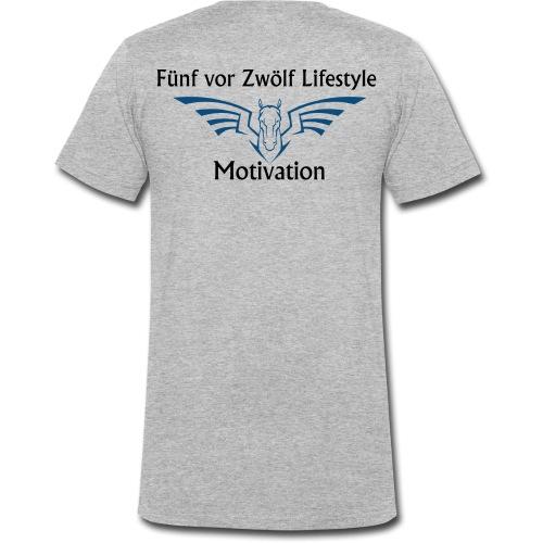 Heißes Lifestyle Shirt - Männer Bio-T-Shirt mit V-Ausschnitt von Stanley & Stella