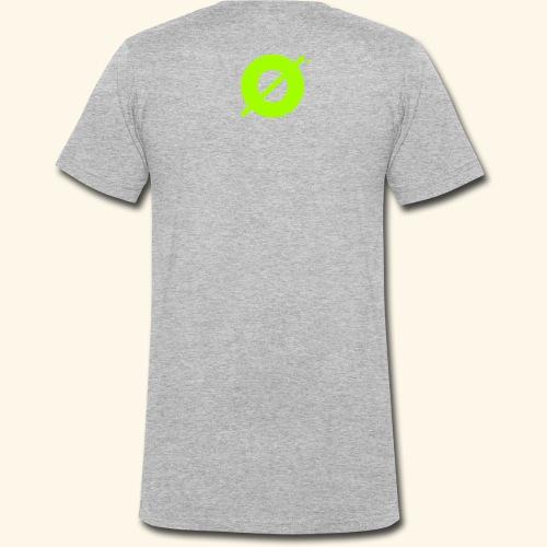 Pålømb Green - Men's Organic V-Neck T-Shirt by Stanley & Stella