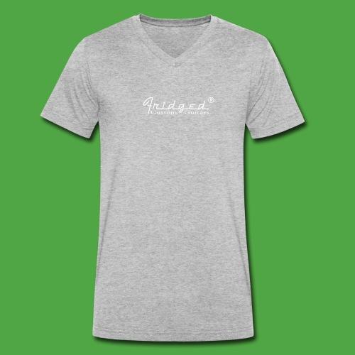 loggan2 copy - Ekologisk T-shirt med V-ringning herr från Stanley & Stella