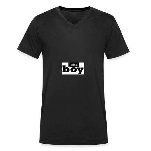 merchandise good 2 - Mannen bio T-shirt met V-hals van Stanley & Stella