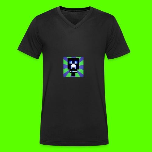 FriikOG - Økologisk T-skjorte med V-hals for menn fra Stanley & Stella