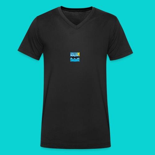 soundedgaming_yt - Men's Organic V-Neck T-Shirt by Stanley & Stella