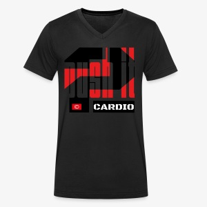 Push it - T-shirt bio col V Stanley & Stella Homme