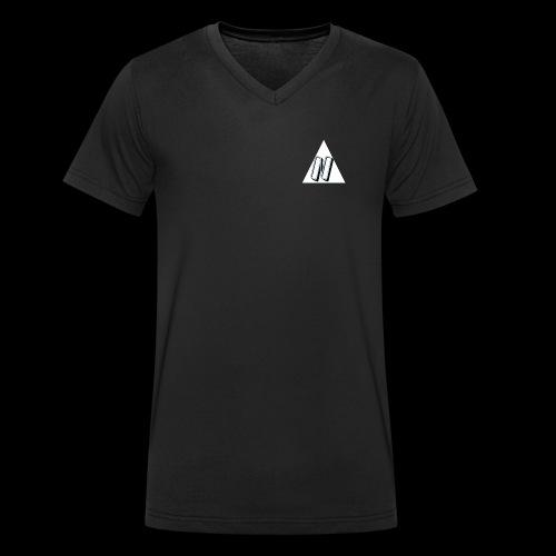 itsmenoah - Männer Bio-T-Shirt mit V-Ausschnitt von Stanley & Stella