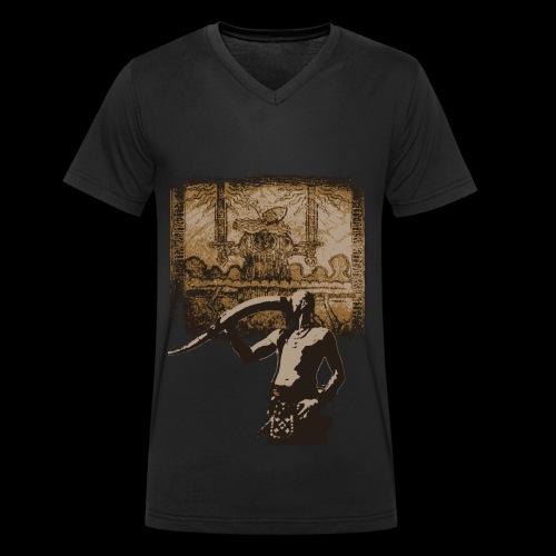 Buvons à la gloire de Svefnii - T-shirt bio col V Stanley & Stella Homme