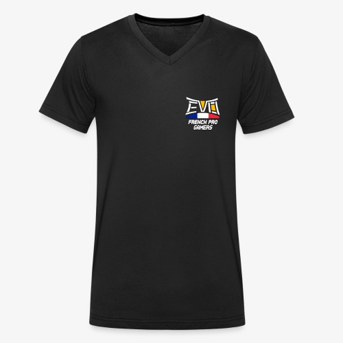 EvoTeam French Pro Gamers - T-shirt bio col V Stanley & Stella Homme