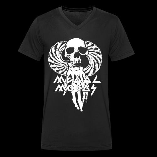 MEGALMODAS Design by Lock and Load - Männer Bio-T-Shirt mit V-Ausschnitt von Stanley & Stella