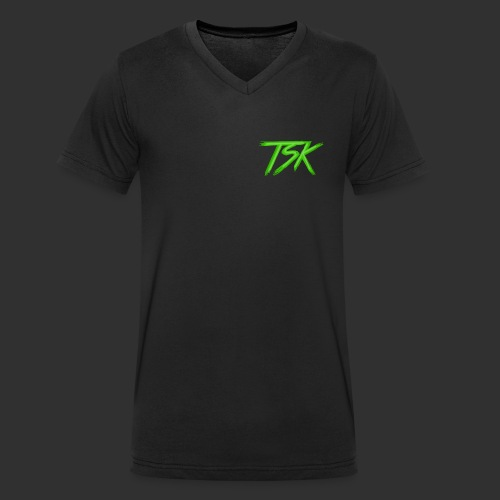 Minimum Design - Økologisk Stanley & Stella T-shirt med V-udskæring til herrer