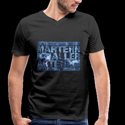 Die Entführung aus dem Serail: Martern aller Arten - T-shirt ecologica da uomo con scollo a V di Stanley & Stella