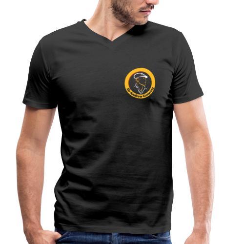 Sport - Camiseta ecológica hombre con cuello de pico de Stanley & Stella