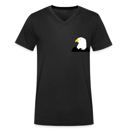 aigle trop bi1 - T-shirt bio col V Stanley & Stella Homme